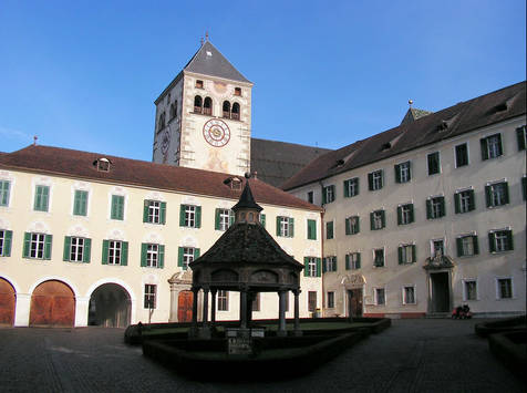 Brixen - Kloster Neustift( © )
