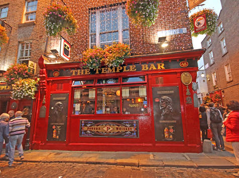 Dublin - The Temple Bar( © )