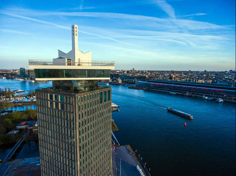 Amsterdam - A´DAM Lookout