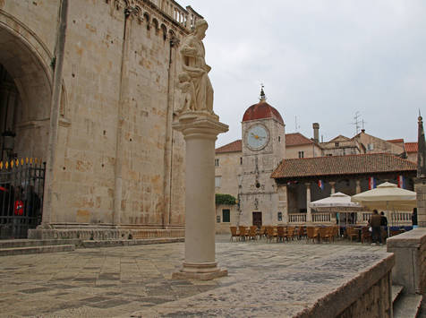 Trogir - St. Lawrence Square